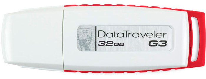 USB-флэш накопитель Kingston DataTraveler I G3 32Gb DTIG3/32GB