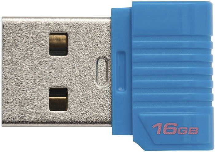 USB-флэш накопитель Kingston DataTraveler Micro 16Gb (DTMC/16GB)