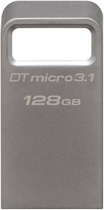 USB-флэш накопитель Kingston DataTraveler Micro 3.1 128GB (DTMC3/128GB) фото