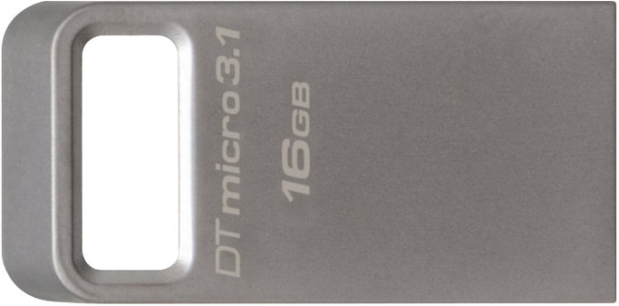 USB-флэш накопитель Kingston DataTraveler Micro 3.1 16GB (DTMC3/16GB) фото