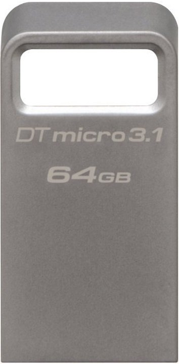 USB-флэш накопитель Kingston DataTraveler Micro 3.1 64GB (DTMC3/64GB) фото