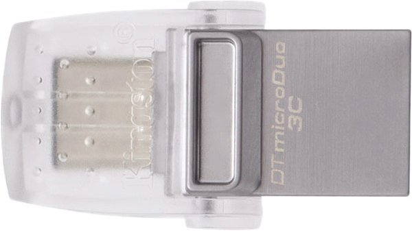 USB-флэш накопитель Kingston DataTraveler microDuo 3C 16GB (DTDUO3C/16GB)