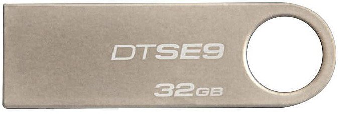 USB-флэш накопитель Kingston DataTraveler SE9 32Gb (DTSE9H/32GB) фото