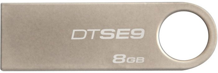 USB-флэш накопитель Kingston DataTraveler SE9 8Gb (DTSE9H/8GB)