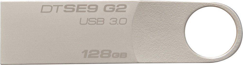 USB-флэш накопитель Kingston DataTraveler SE9 G2 3.0 128GB (DTSE9G2/128Gb) фото