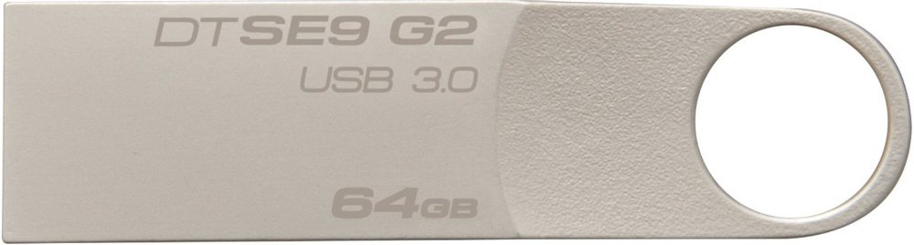 USB-флэш накопитель Kingston DataTraveler SE9 G2 3.0 64GB (DTSE9G2/64GB)