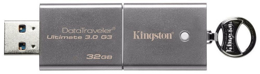 USB-флэш накопитель Kingston DataTraveler Ultimate 3.0 G3 32GB (DTU30G3/32GB)