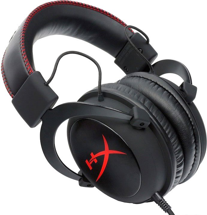 Гарнитура Kingston HyperX Cloud Core KHX-HSCC-BK-BR