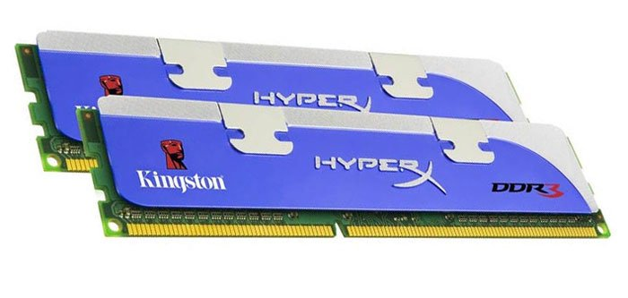 Модуль памяти Kingston HyperX Genesis KHX1600C9AD3K2/4G DDR3 PC12800 2x2Gb фото