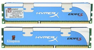 ������ ������ Kingston HyperX KHX1600C8D3K2/4GX DDR3 PC12800 2x2Gb