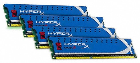 Модуль памяти Kingston HyperX KHX1866C9D3K4/16GX DDR3 PC15000 4x4Gb