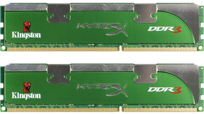 Модуль памяти Kingston HyperX LoVo KHX1600C9D3LK2/4GX DDR3 PC12800 2x2Gb