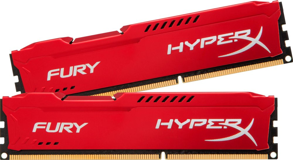 Комплект памяти Kingston HyperX Savage HX321C11SRK2/16 DDR3 PC3-17000 2х8GB фото