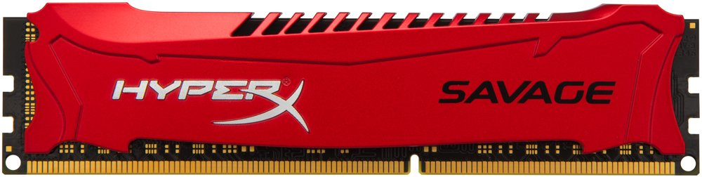 Модуль памяти Kingston HyperX Savage HX324C11SR/4 DDR3 PC3-19200 4GB