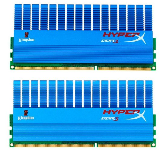 Модуль памяти Kingston HyperX T1 KHX2133C11D3T1K2/8GX DDR3 PC3-17000 2х4Gb
