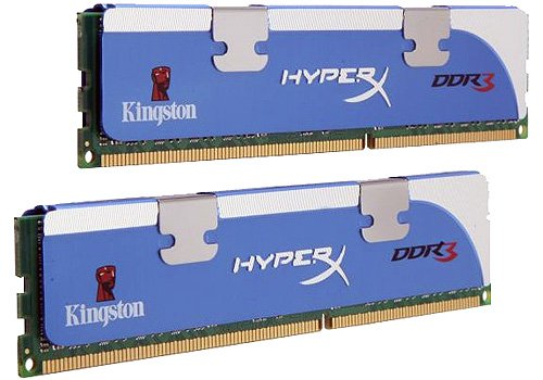 Модуль памяти Kingston KHX1600C9D3K2/4G DDR3 PC12800 2x2Gb