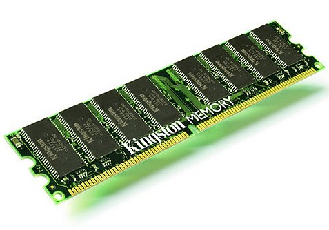 Модуль памяти Kingston KTL-TS100/1G DDR2 PC6400 1Gb