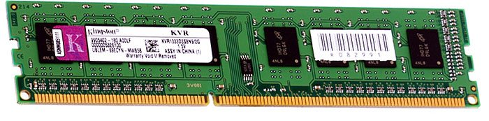 Модуль памяти Kingston KVR1333D3S8N9/2G DDR3 PC10600 2Gb