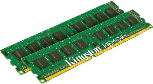 Комплект памяти Kingston KVR16N11S8K2/8 DDR3 PC-12800 2x4GB