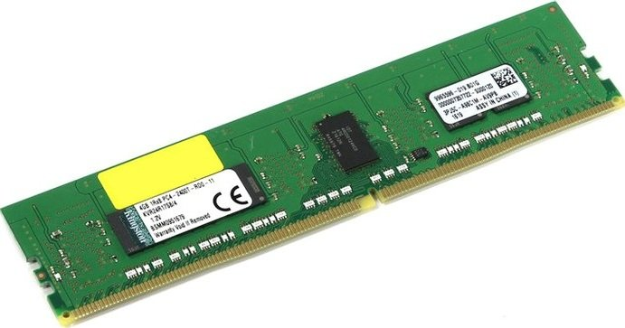 Модуль памяти Kingston KVR24R17S8/4 DDR4 PC-19200 4Gb фото