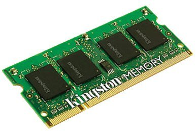 Модуль памяти Kingston KVR667D2S5/2G DDR2 PC5300 1*2Gb