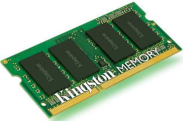Модуль памяти Kingston SODIMM DDR3 PC10600 2Gb
