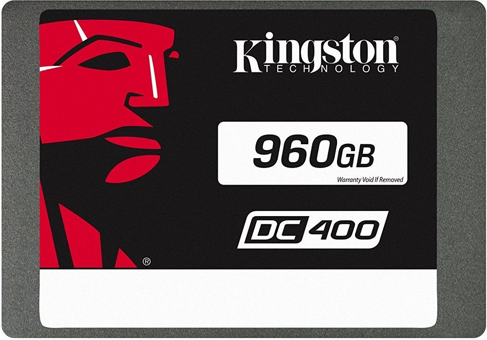 Жесткий диск SSD Kingston SSDNow DC400 (SEDC400S37/960G) 960Gb