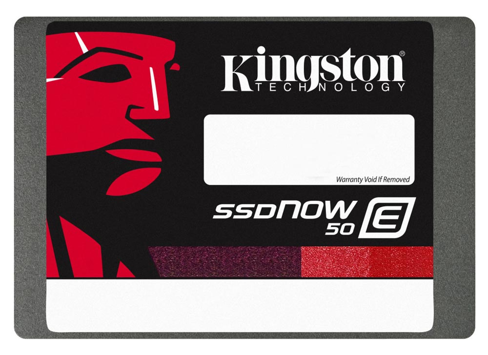 Жесткий диск SSD Kingston SSDNow E50 (SE50S37/100G) 100 Gb