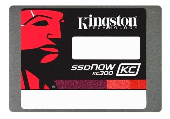 Жесткий диск SSD Kingston SSDNow KC300 (SKC300S37A/120G) 120 Gb