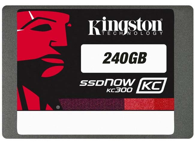 Жесткий диск SSD Kingston SSDNow KC300 (SKC300S37A/240G) 240 Gb