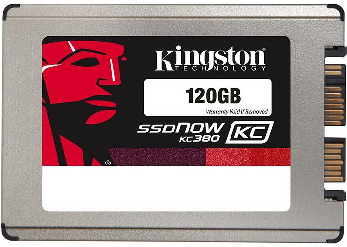 Жесткий диск SSD Kingston SSDNow KC380 (SKC380S3/120G) 120 Gb