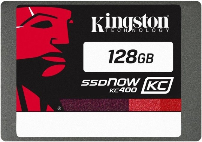 Жесткий диск SSD Kingston SSDNow KC400 (SKC400S3B7A/128G) 128Gb