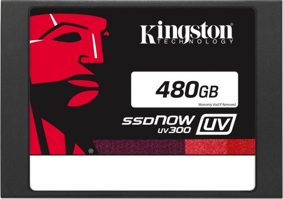 Жесткий диск SSD Kingston SSDNow UV300 (SUV300S37A/480G) 480 Gb