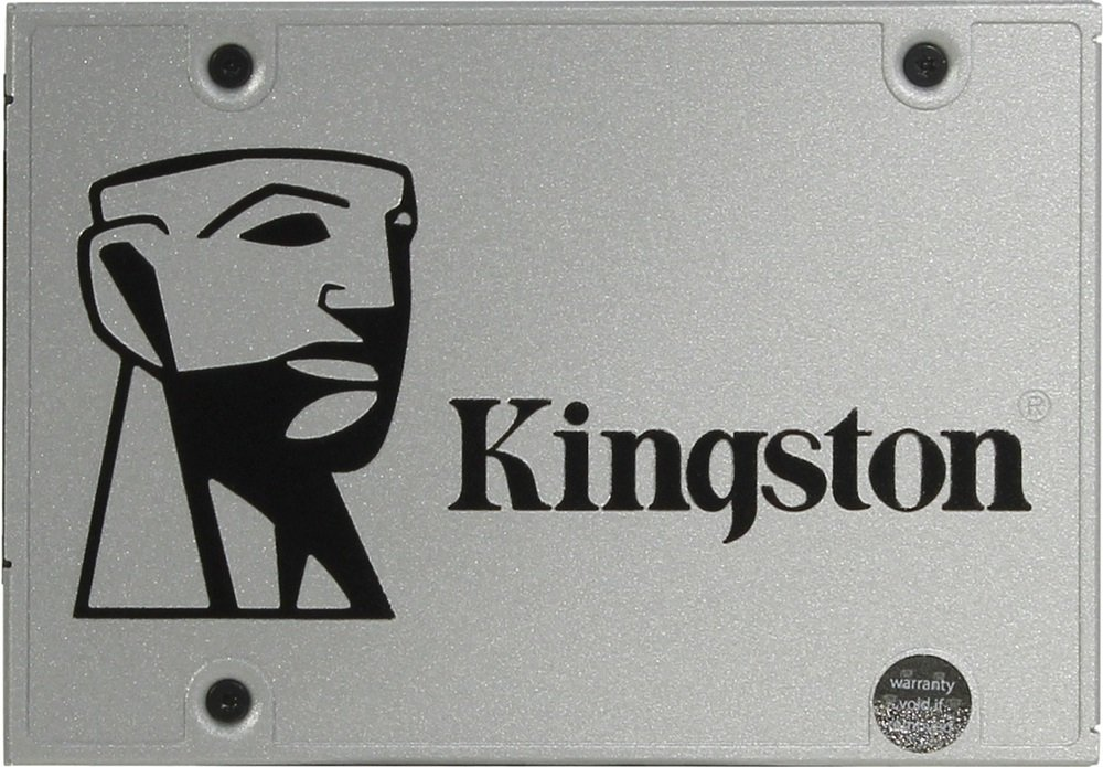 Жесткий диск SSD Kingston SSDNow UV400 (SUV400S37/480G) 480 Gb