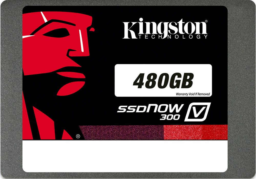 Жесткий диск SSD Kingston SSDNow V300 (SV300S37A/480G) 480 Gb