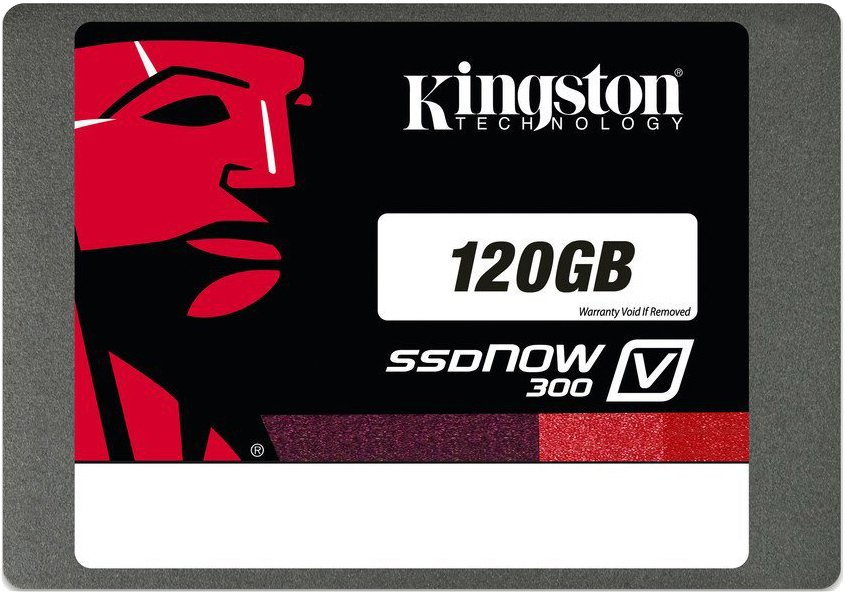 Жесткий диск SSD Kingston SSDNow V300 (SV300S3B7A/120G) 120 Gb фото