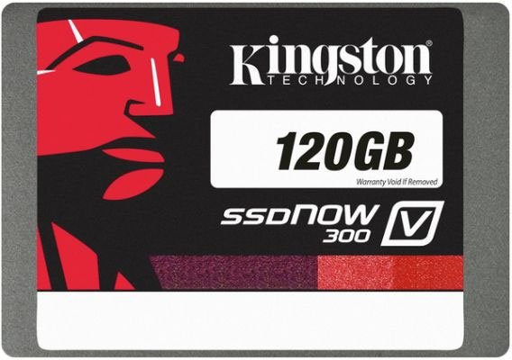 Жесткий диск SSD Kingston SSDNow V300 (SV300S3D7/120G) 120 Gb