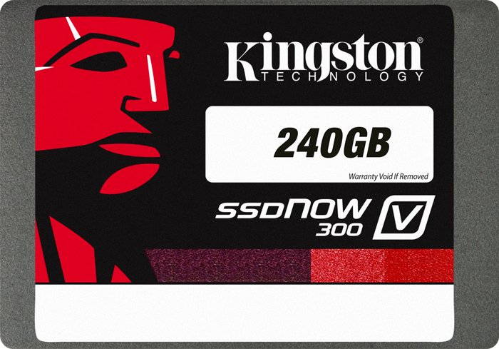 Жесткий диск SSD Kingston SSDNow V300 (SV300S3D7/240G) 240 Gb
