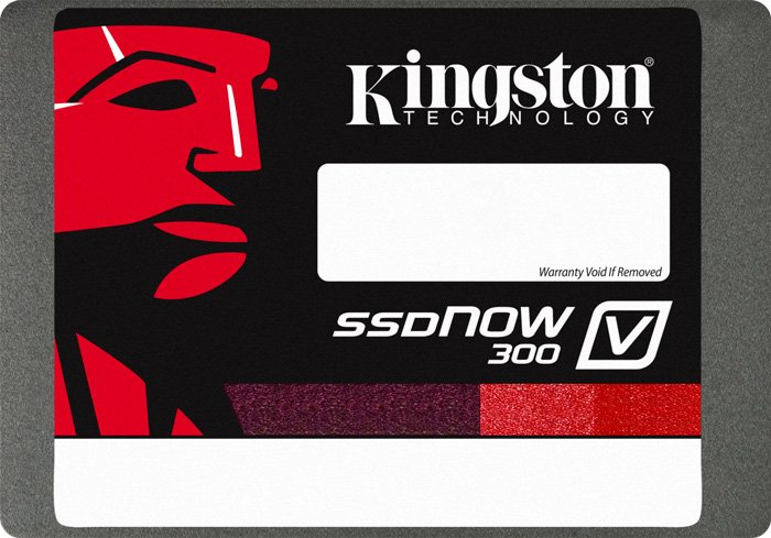 Жесткий диск SSD Kingston SSDNow V300 (SV300S3N7A/120G) 120 Gb