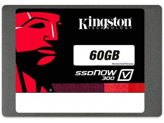 Жесткий диск SSD Kingston SSDNow V300 (SV300S3D7/60G) 60 Gb