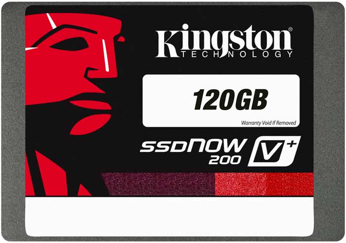 ������� ���� SSD Kingston SSDNow V+200 (SVP200S37A/120G) 120 Gb