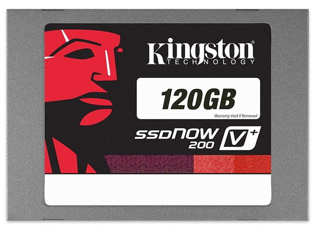 Жесткий диск Kingston SSDNow V+200 SVP200S3/120G 120 Gb