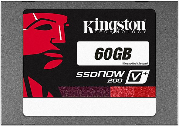 Жесткий диск Kingston SSDNow V+200 SVP200S3/60G 60 Gb