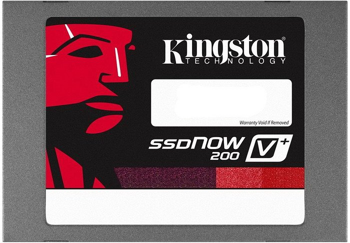 Жесткий диск Kingston SSDNow V+200 SVP200S3B/90G 90 Gb