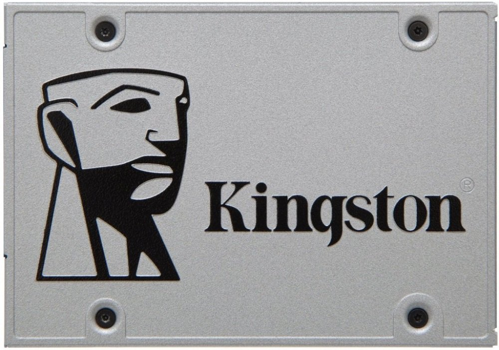 Жесткий диск SSD Kingston UV400 (SUV400S3B7A/240G) 240Gb фото
