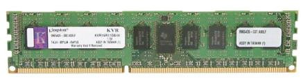 Модуль памяти Kingston ValueRAM KVR1333D3S4R9S/4G DDR3 PC3-10600 4GB