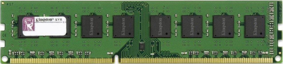 Модуль памяти Kingston ValueRAM KVR13N9S8H/4 PC3-10600 4Gb