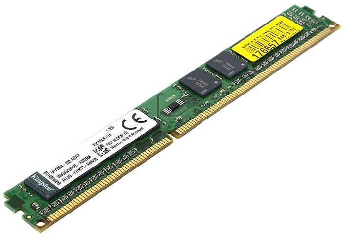 Модуль памяти Kingston ValueRAM KVR16LN11/4 DDR3 PC3-12800 4Gb