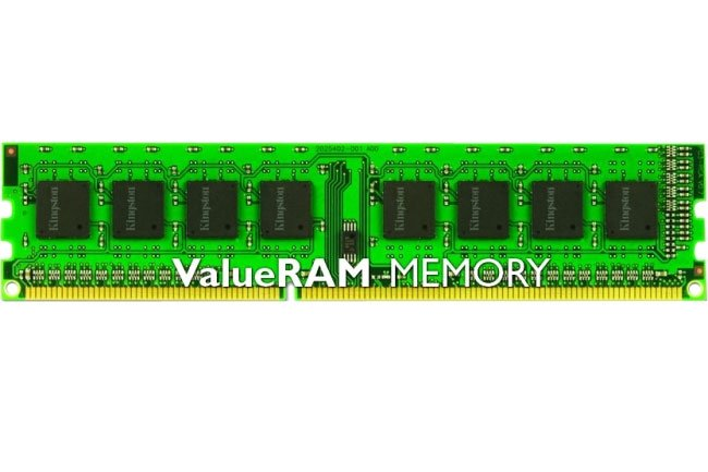 Модуль памяти Kingston ValueRAM KVR16LR11S8/4 DDR3 PC3-12800 4Gb