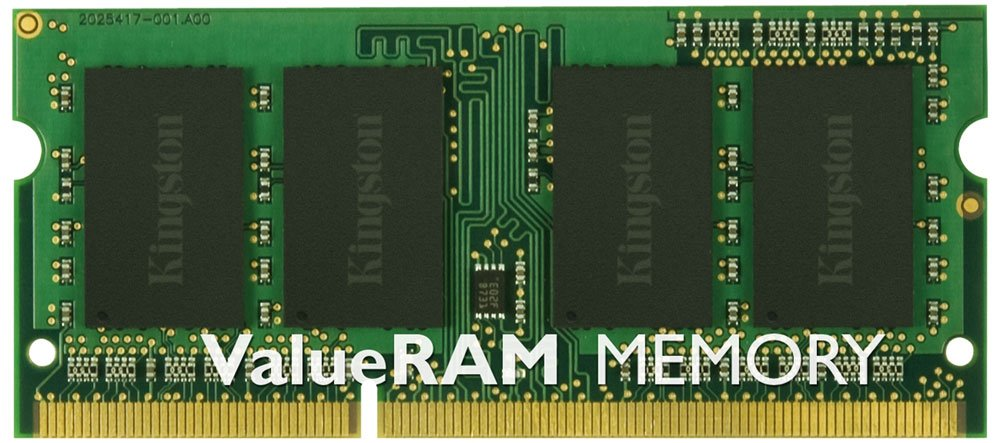 Модуль памяти Kingston ValueRAM KVR16LS11S6/2 DDR3 PC-12800 2Gb фото